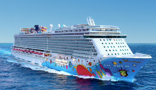 Norwegian Cruise Line reports waste discharge in Bahamian waters