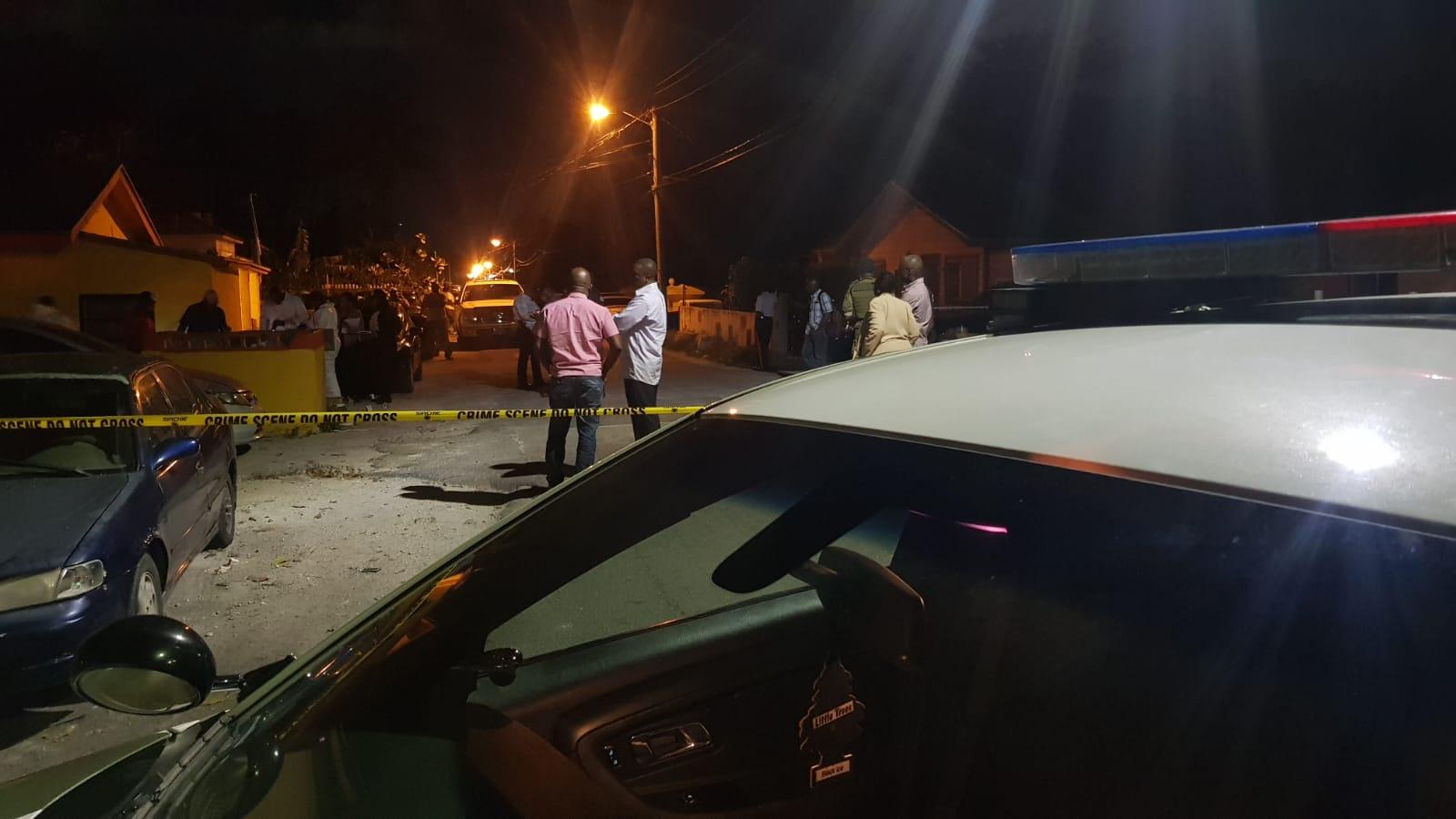 Man dead in fatal shooting off East Street