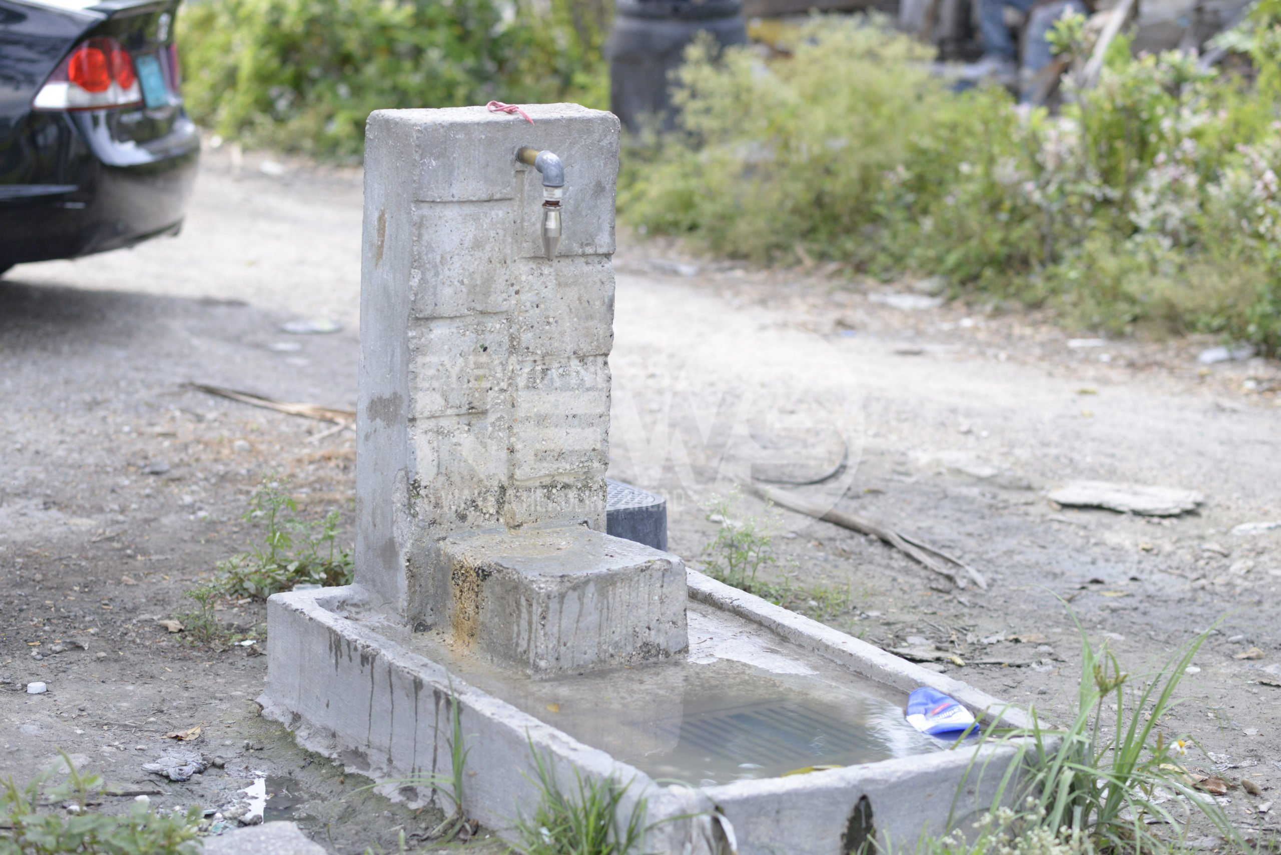 Fix and sanitize public standpipes in Centreville, says MP