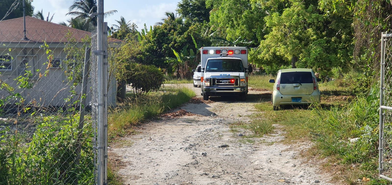 Man found hanged in Haitian Village