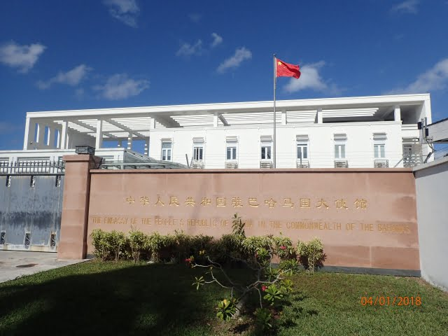 Chinese Embassy assures safety and security of Bahamians in China