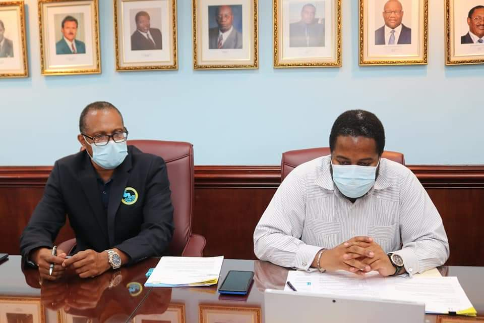 WSC signs $2 mil. in Abaco contracts