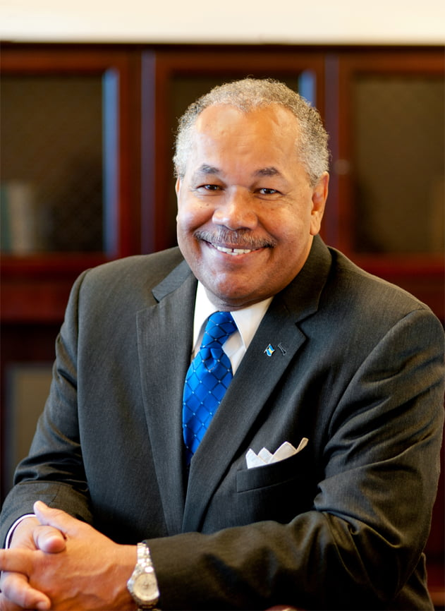 UB president shortlisted to lead American university