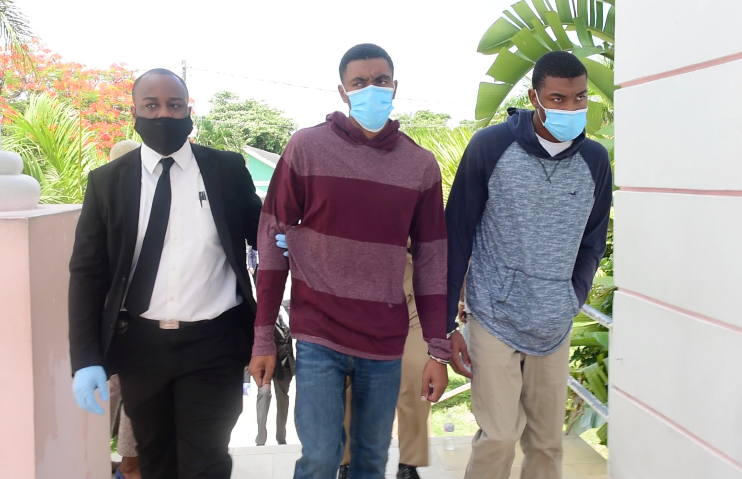 RBDF officer charged with rape