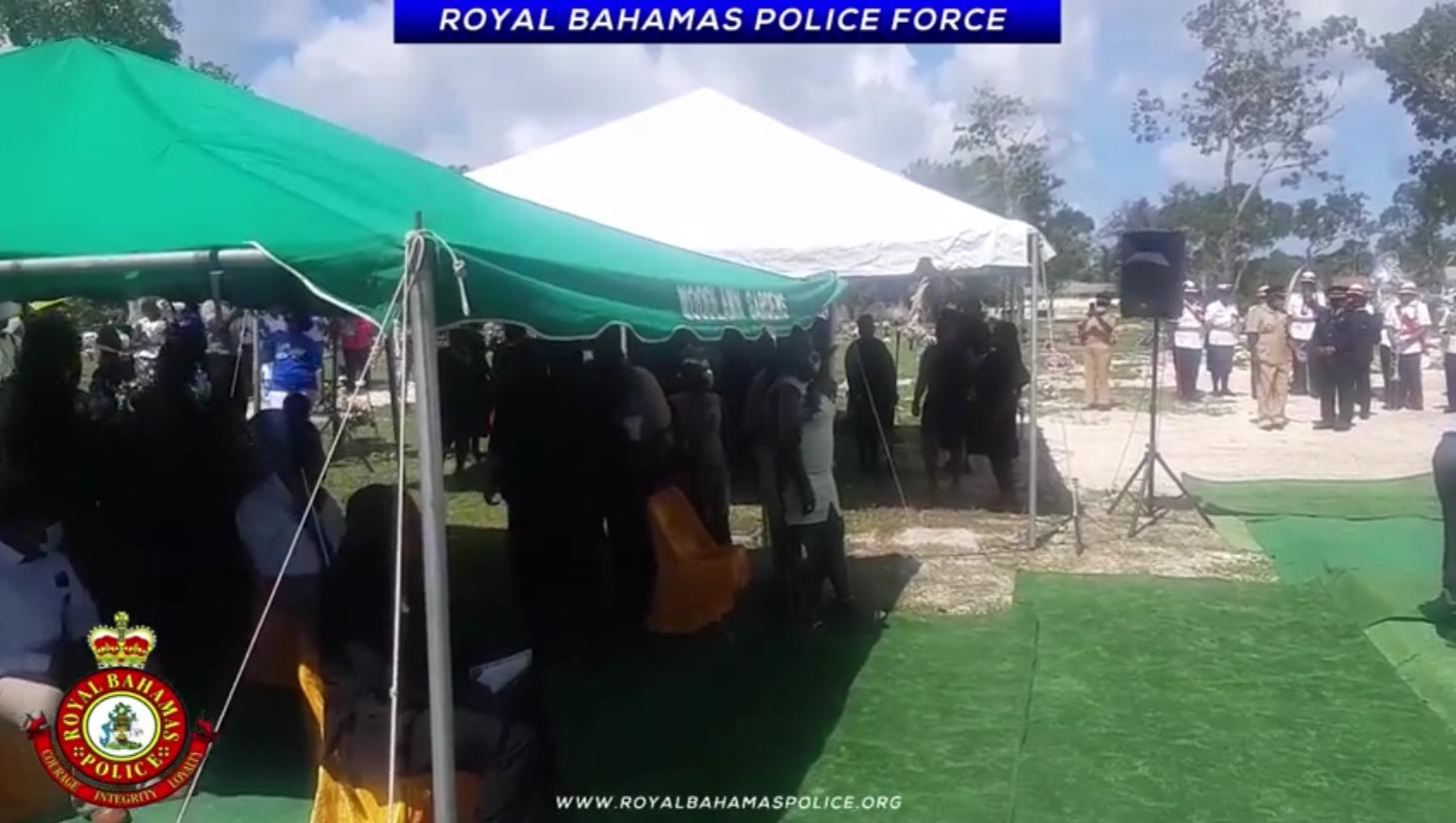 "Dedicated police officer ""deserved"" funeral service"