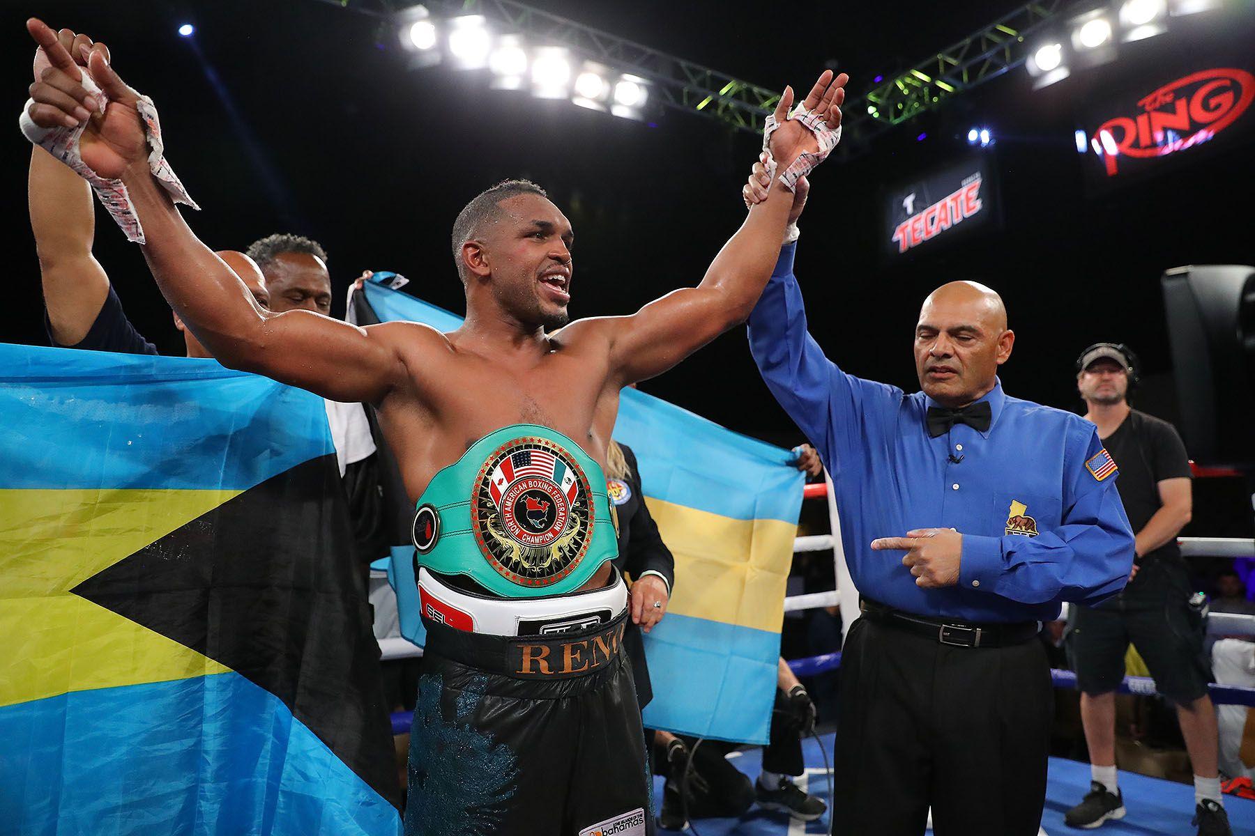 Johnson set to face Munguia on October 30