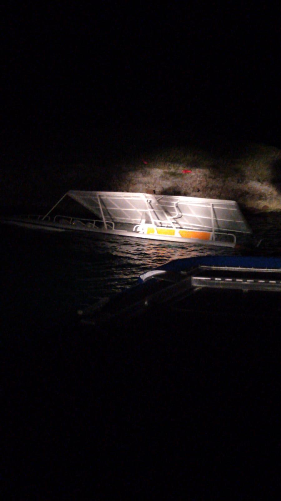 Eight injured in Exuma boat crash