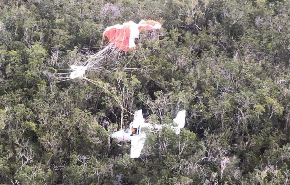 AAIA preliminary report: Engine malfunction caused plane crash