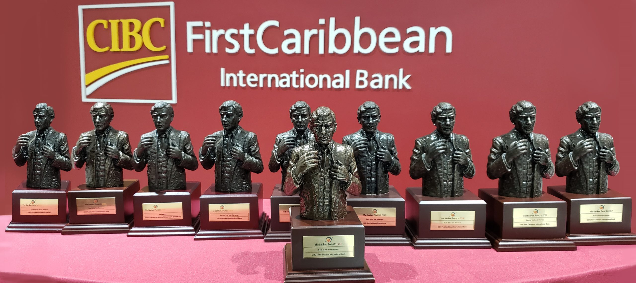 "CIBC FirstCaribbean wins ""Best Bank"" for the 10th time"