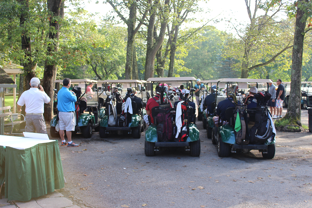 2018 EWQA Golf Outing