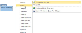 How to Create Smart Microsoft Word Templates