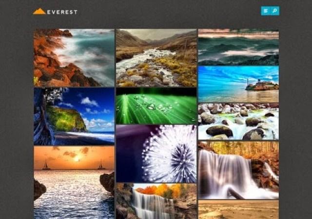 Everest – Premium WordPress Theme