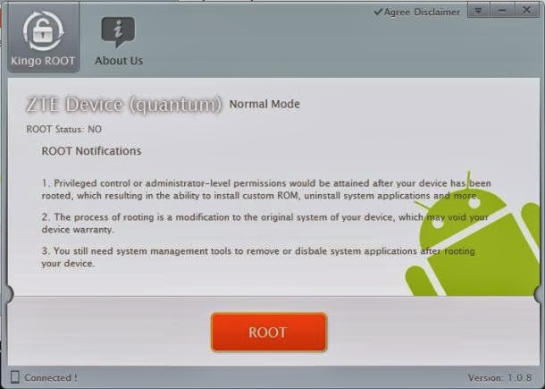 Kingo Root: Discover 3 Steps to Root any Android Phone with 1 Click