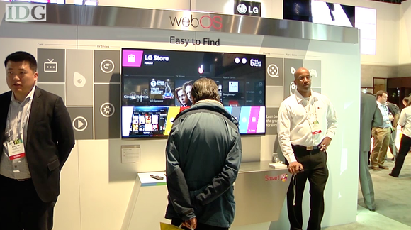 Video: LG's webOS TV Reports and Review