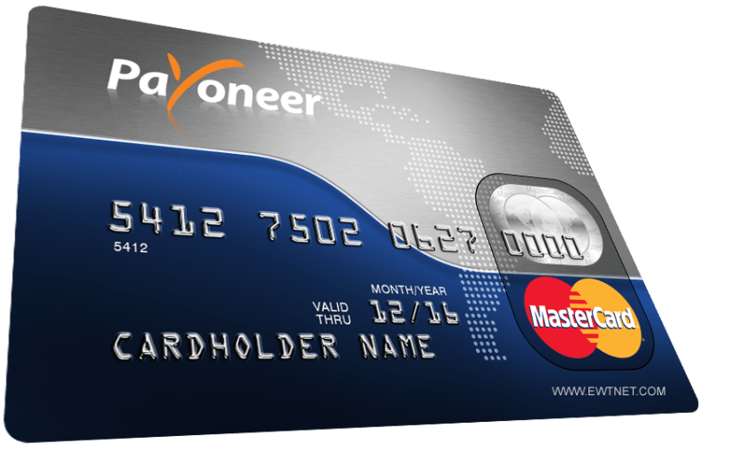 How to Create a U.S Bank Account and Get a Payoneer MasterCard®  Outside U.S