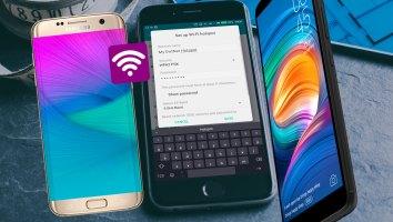 Configure Wi-Fi Hotspot in Samsung, Tecno & Infinix Smartphones