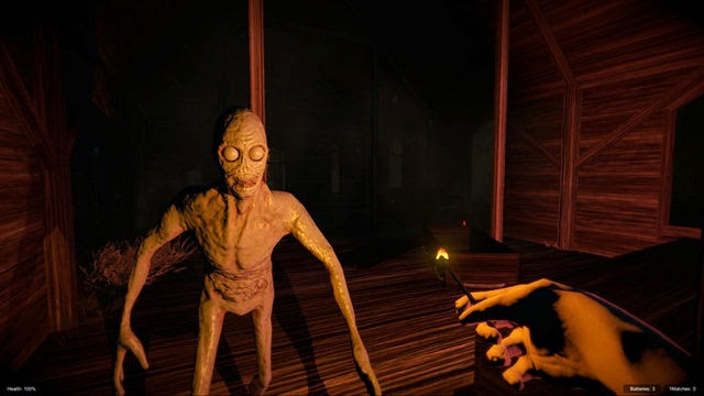 Android horror game