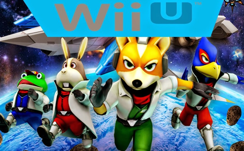 Nintendo's new Star Fox Game said to release before the new Zelda Title for the WiiU