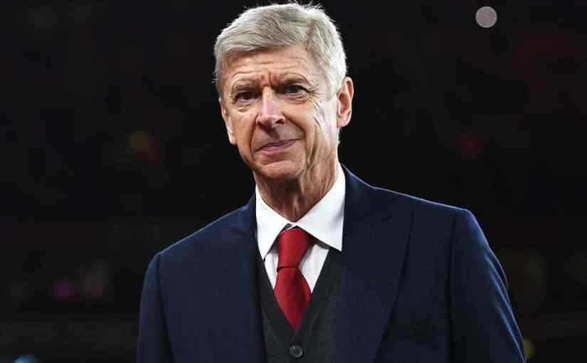 Arsène Wenger to step down as Arsenal Manager at the end of the season