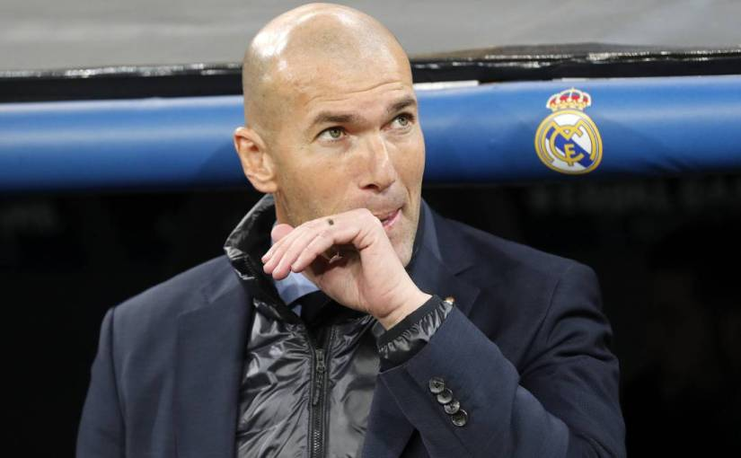 Zinedine Zidane Confirmed as Real Madrid Coach