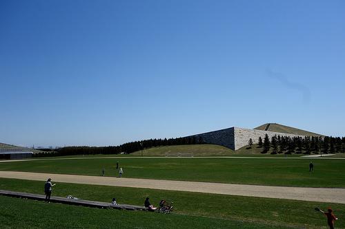 Moerenuma Park モエレ沼公園