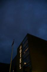 DGI-byen hotel コペンハーゲン駅裏、ホテルとその周辺