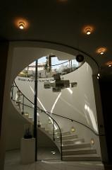 Louisiana Museum of Modern Art 2 ルイジアナ美術館 建物内観と裏の池とか