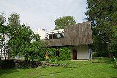 The Aalto House - exterior アアルト自邸 外観