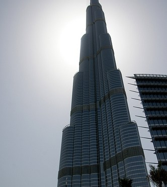 Burj Khalifa ブルジュ・ハリファ (ブルジュ・ドバイ)を見るためのあれこれ