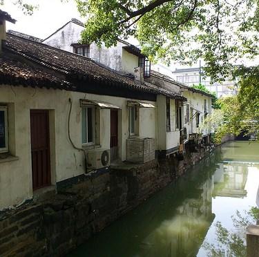 Suzhou off-street 蘇州路地裏