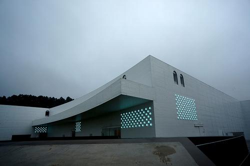 Aomori Museum of Art  青森県立美術館