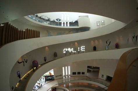 Bangkok Art and Culture Centre バンコク芸術文化センター