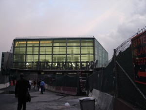 NY05: Manhattan twilight view