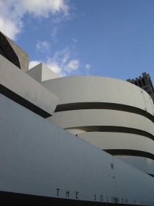 NY05: Guggenheim Museum by Frank Lloyd Wright
