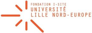 Logo of the I-SITE ULNE foundation