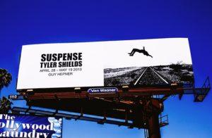 TYLER SHIELDS - Billboard