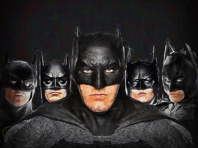 Batman Ben Affleck Batman vs. Superman