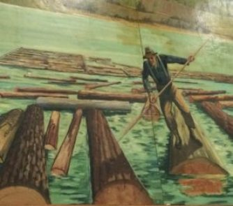 Fraser Wilson Mural