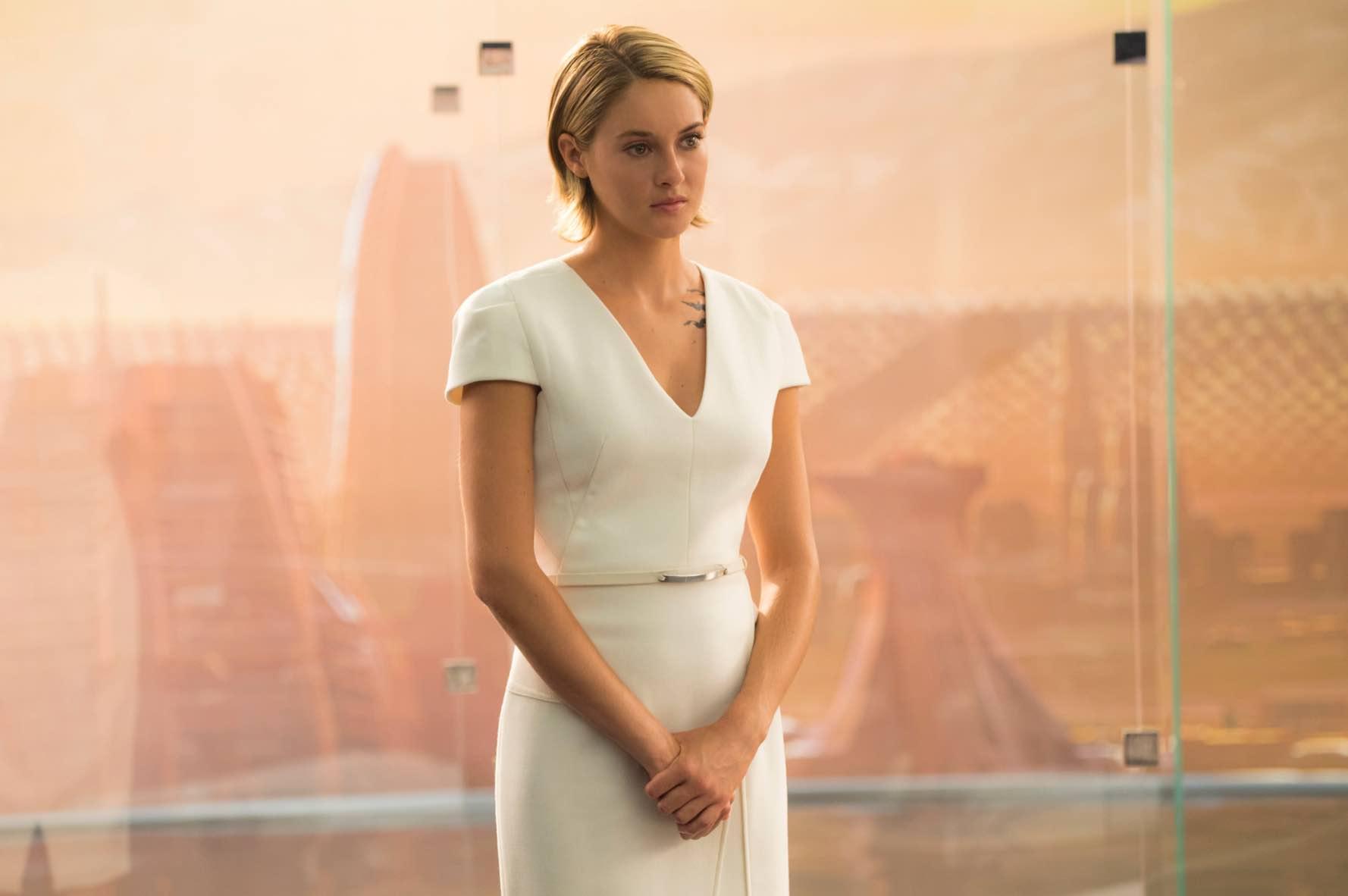 Shaliene Woodley Divergent Allegiant