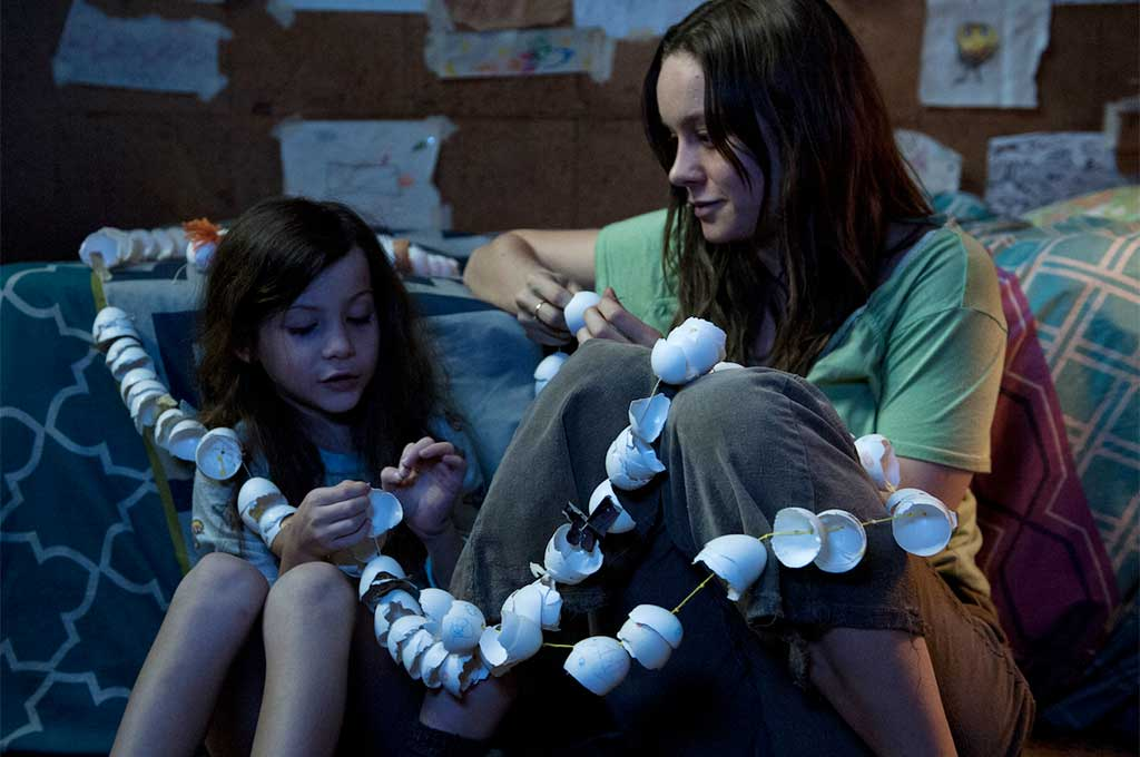 Movie review: ROOM Brie Larson, Jacob Tremblay