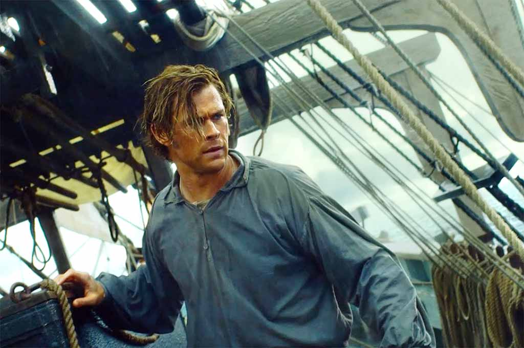 Chris Hemsworth The Heart of the Sea