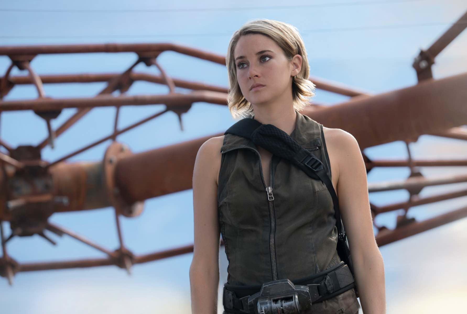 Shailene Woodley Divergent Series