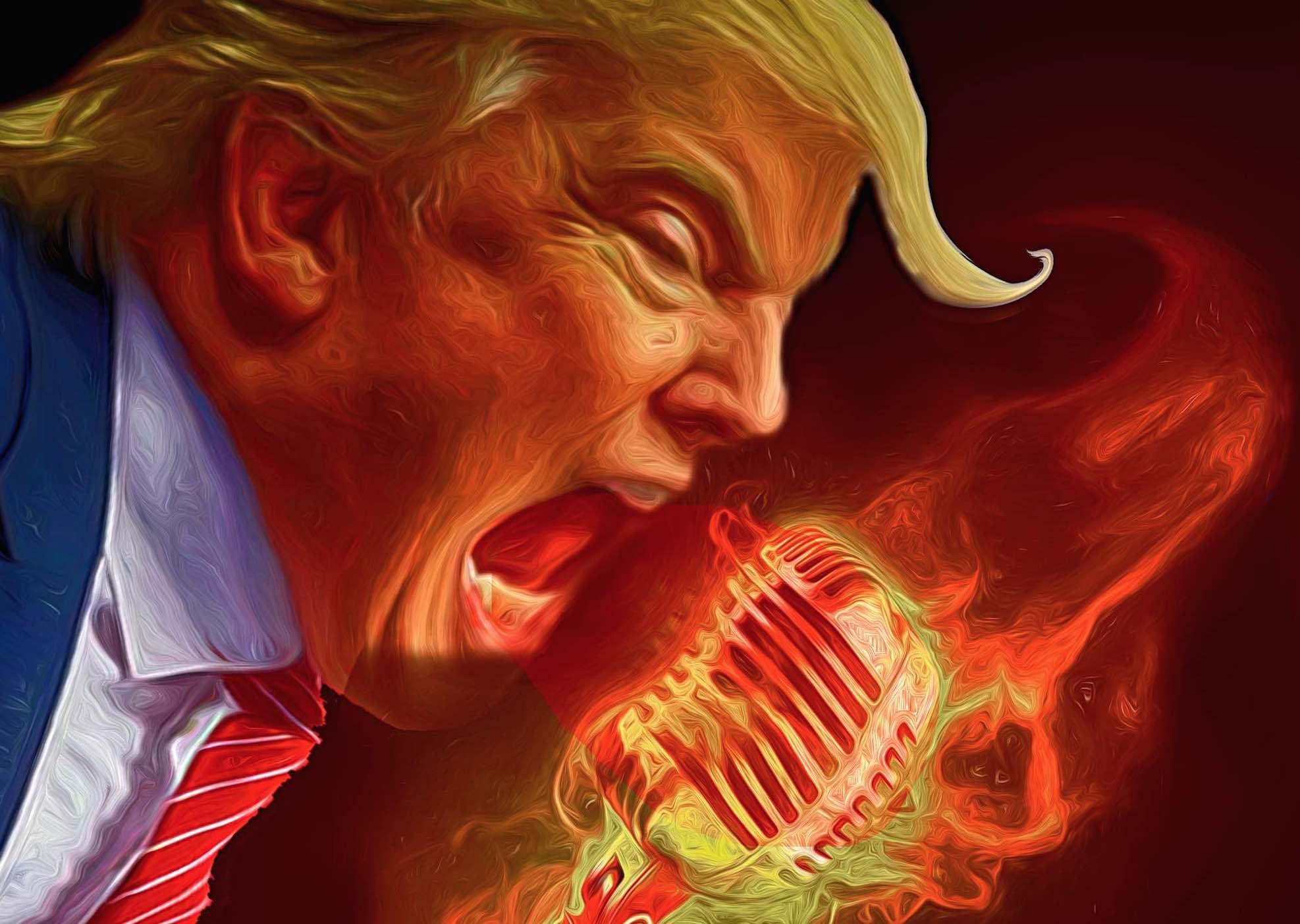 Donald Trump Talk Radio