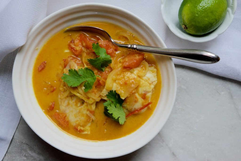 Coconut Fish Curry Recipe