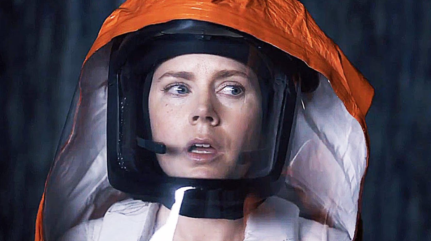 Amy Adams Arrival Movie