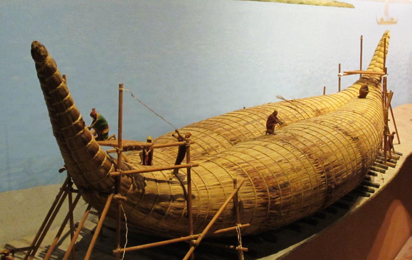 Reed Craft Papyrus