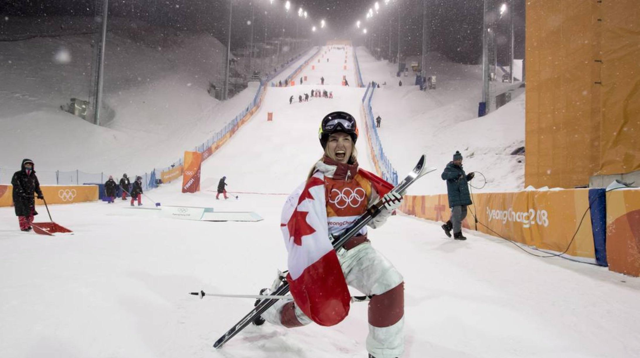 Dufour-Lapointe Olympics Moguls
