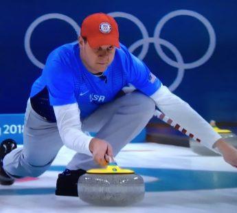 American Curling Gold Medallist Nike