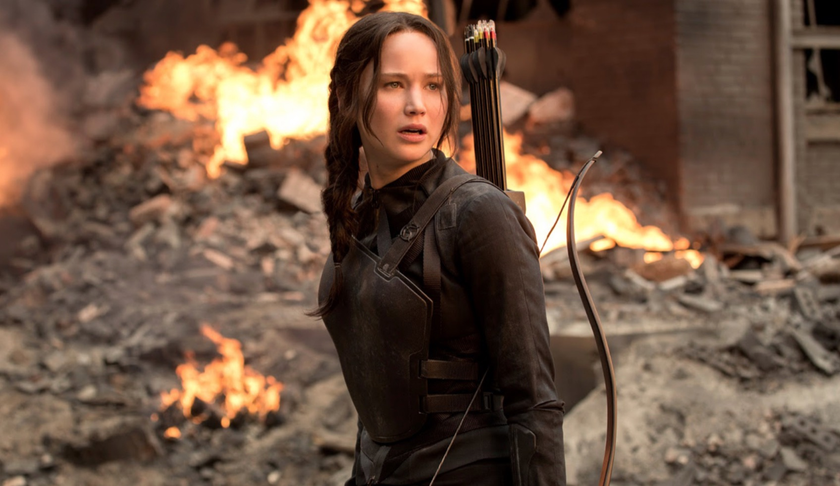 Hunger Games Young Warriors