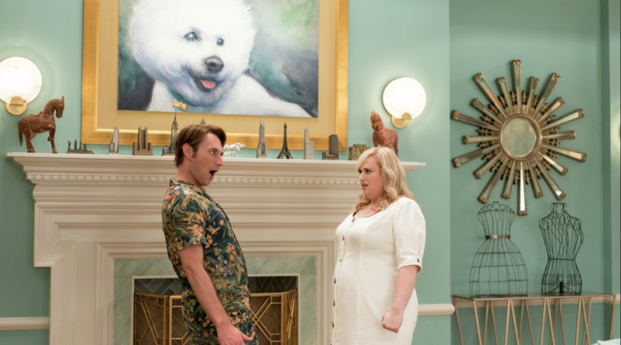 Romantic? Rebel Wilson movie comedy rom-com